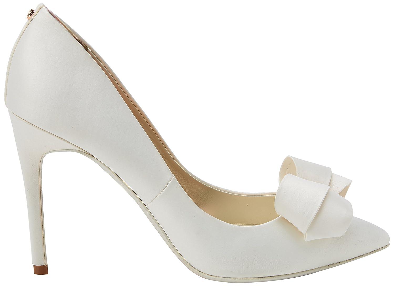 Ted Baker (Ivory) Damen Skalett Pumps Weiß (Ivory) Baker 676e7c