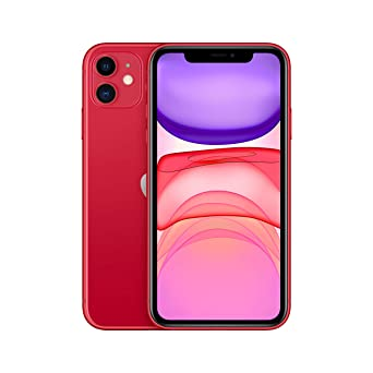Apple Iphone 11 64gb Product Red Amazon Co Uk