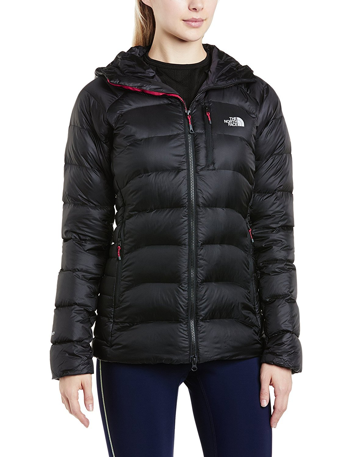 43788eabf THE NORTH FACE Women's Hooded Elysium Jacket TNF Black, black, Small ...