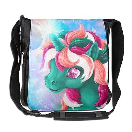 3093c77025c5 Classic Cute Unicorn.png Messenger Bag Shoulder Bag Outdoor Sports  Crossbody Bag Side Bag For