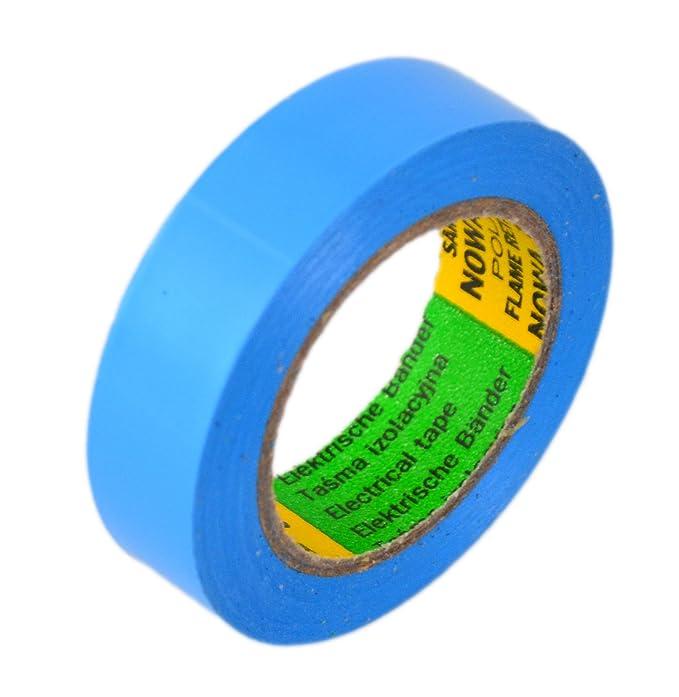 Nitto No  228 Elektro Isolierband Isoband PVC Klebeband 19mm Breite 20m schwarz