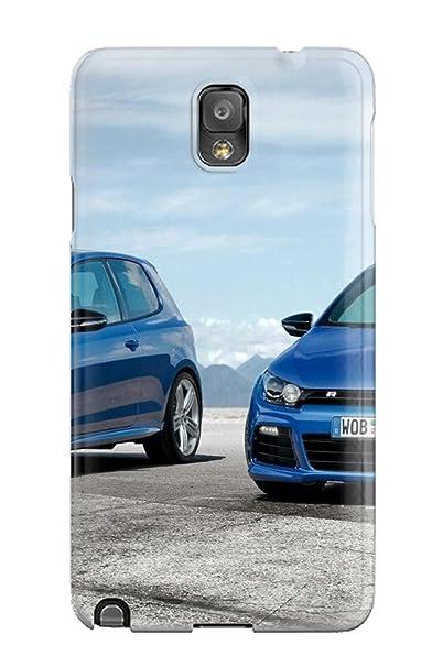 Elegante funda de piel para Galaxy Note 3 - Volkswagen Scirocco 29 ...