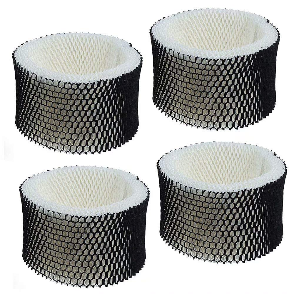 Humidifier Filter For Holmes''A'' HWF62 HWF62CS Replacement Air Filter for Holmes HWF62 Also Fit Sunbeam Humidifier Filter 4 Pack