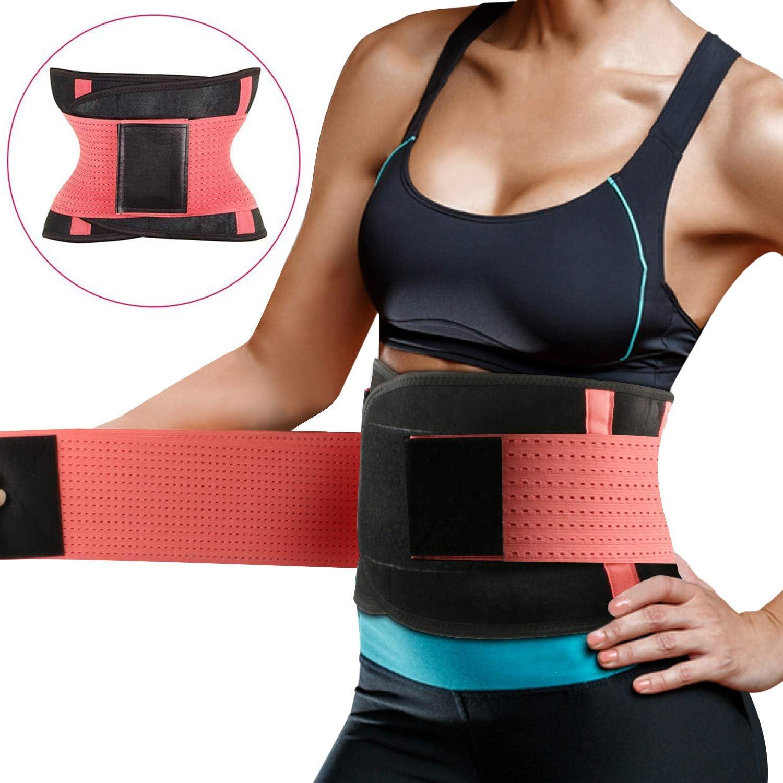 Women/'s Shapewear Anti-Cellulite Waist Trainer Waist Cinchers