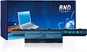 BND Laptop Battery Compatible with Acer Aspire 5750 5750G 5742 5742G V3-772G E1-531 5250 5251 5253 5552 5560 5733 5755 7741Z - 12 Months Warranty [6-Cell 4400mAh/49Wh]