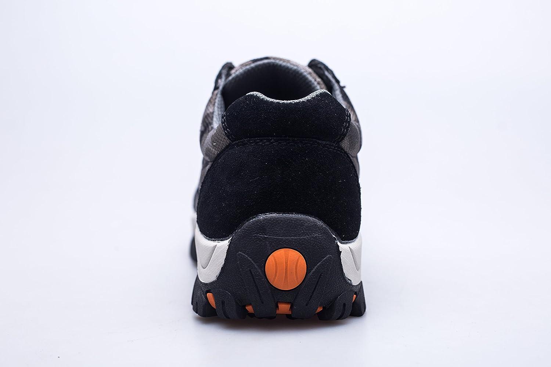 cf93e59a441 Ali-tone Homme Femme Chaussure de Sécurité Confortable de Travail Respirant  Légère avec Embout de Protectio ...