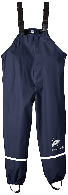Sterntaler Children's Rain Trousers, Unlined, Age: 18-24 Months, Size: 92, Blue 5651435