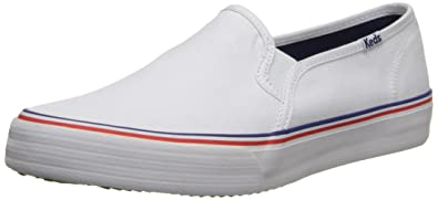 84d7655cd73f Keds Women s Double Decker Slip-On Sneaker