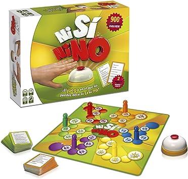 Lúdilo-678401 Ni si ni no (lúdico) juego de mesa para niños ...