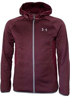 Under Armour Mens Storm Vortex Full Zip Hoodie New UA Gym Tech Top Sweater