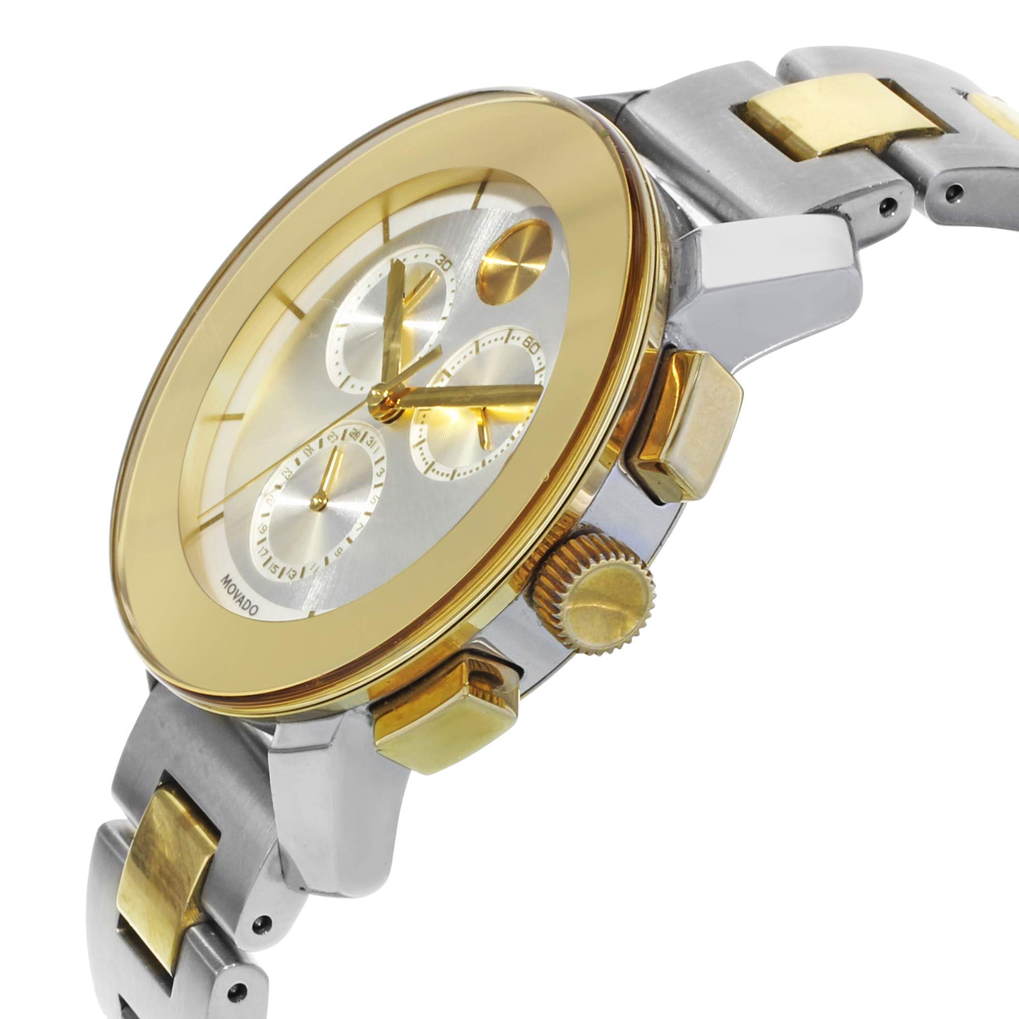 Movado Bold Quartz Male Watch 3600357 (Certified Pre-Owned) by Movado (Image #3)