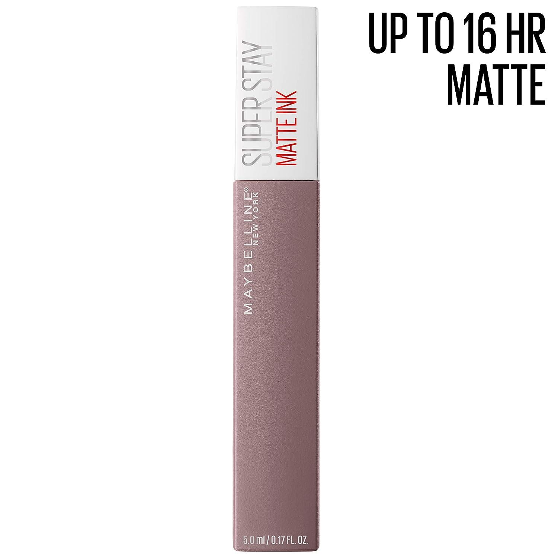 Maybelline-New-York-Super-Stay-Matte-Ink-Liquid-Lipstick thumbnail 98