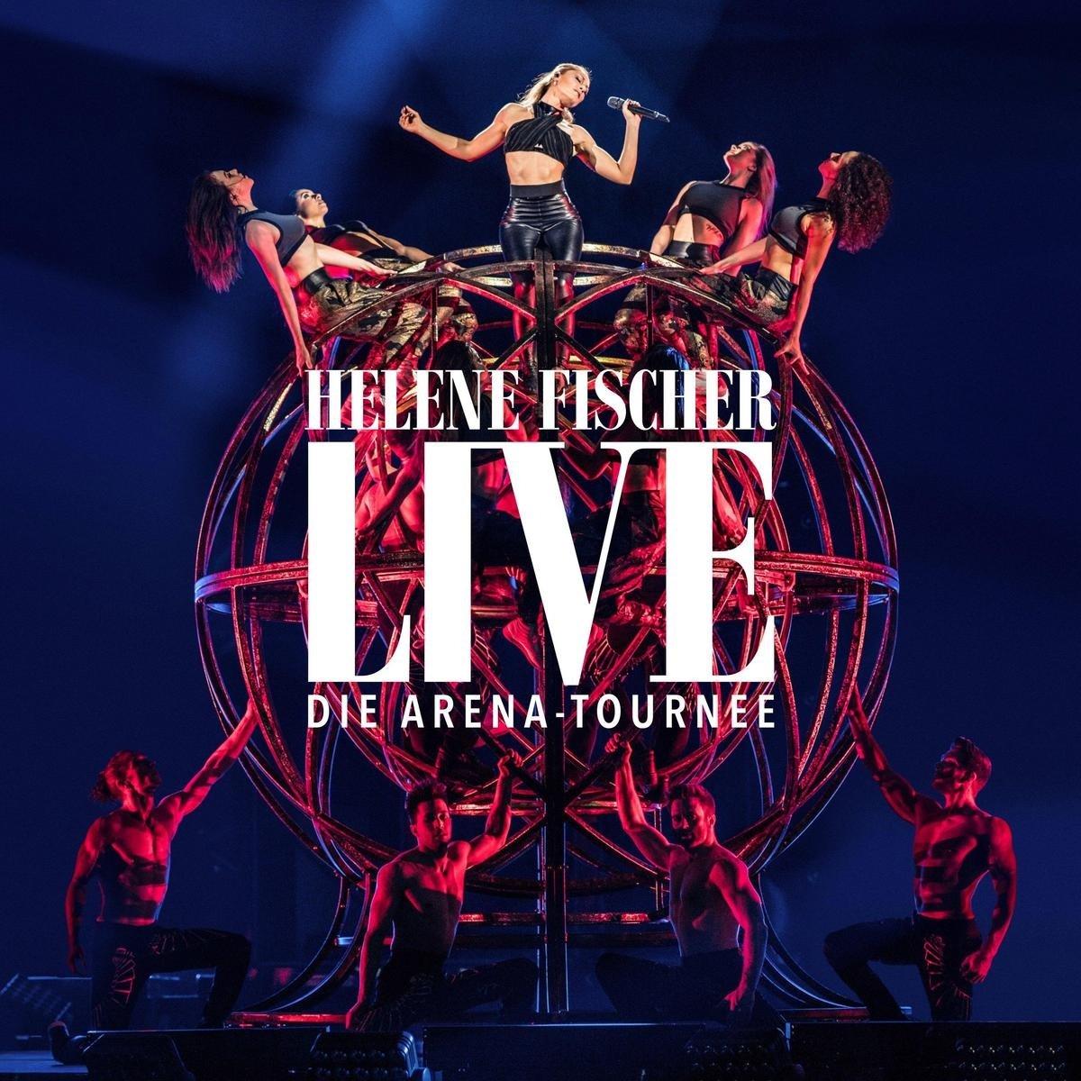 Helene Fischer Live - Die Arena-Tournee (2CD) - Helene Fischer ...