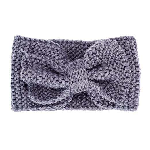Butterme Mode Damen Winter Warm Gestrickt Headband Kopfband ...