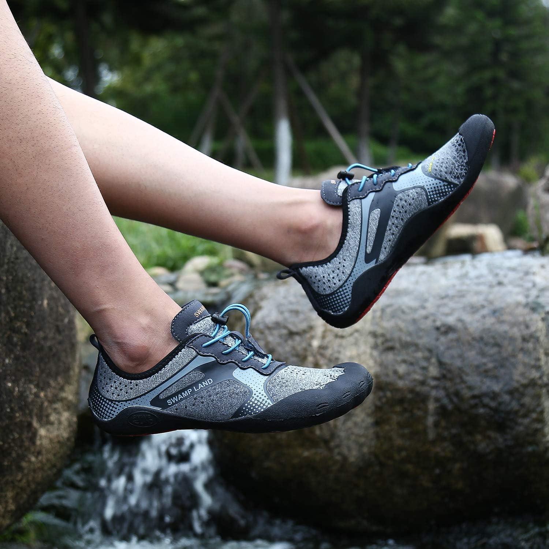 SAGUARO Unisexe Chaussures Aquatiques Homme Femme Chaussures de Plage