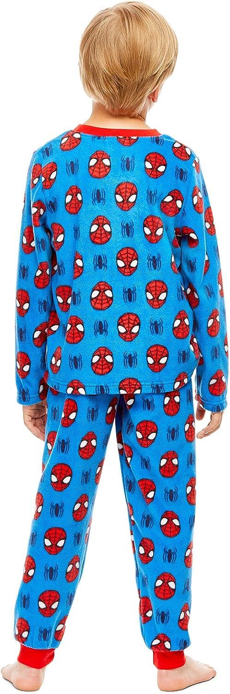 Character Boys Sleepwear Fleece Kids 2-Piece Pajama Set