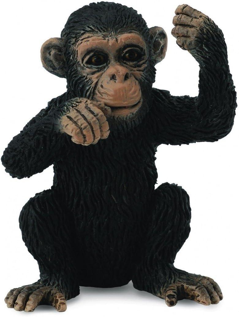 Schleich 14817 chimpancé macho Wild /_ Life