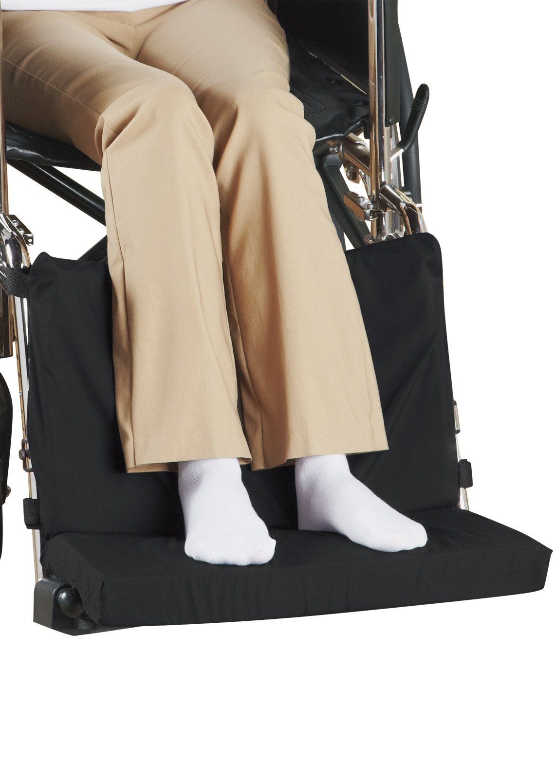 Wheelchair Leg and Foot Support