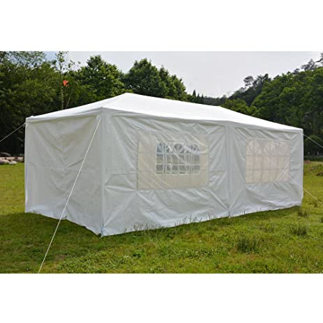 FCH 10u0027x20u0027 Outdoor Patio Party Canopy Tent Wedding Outdoor Tent Heavy duty Gazebo  sc 1 st  Amazon.com & Amazon.com: FCH 10u0027x20u0027 Outdoor Patio Party Canopy Tent Wedding ...