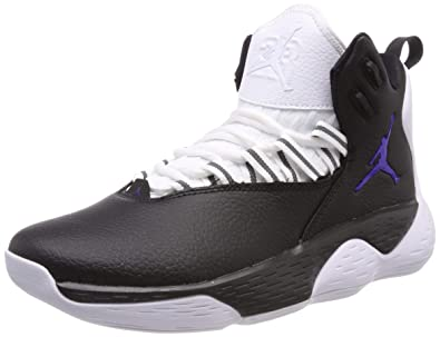 low priced f3c12 96962 Nike Men s Jordan Super.Fly MVP Basketball Shoes, Multicolour (Black Dark  Concord