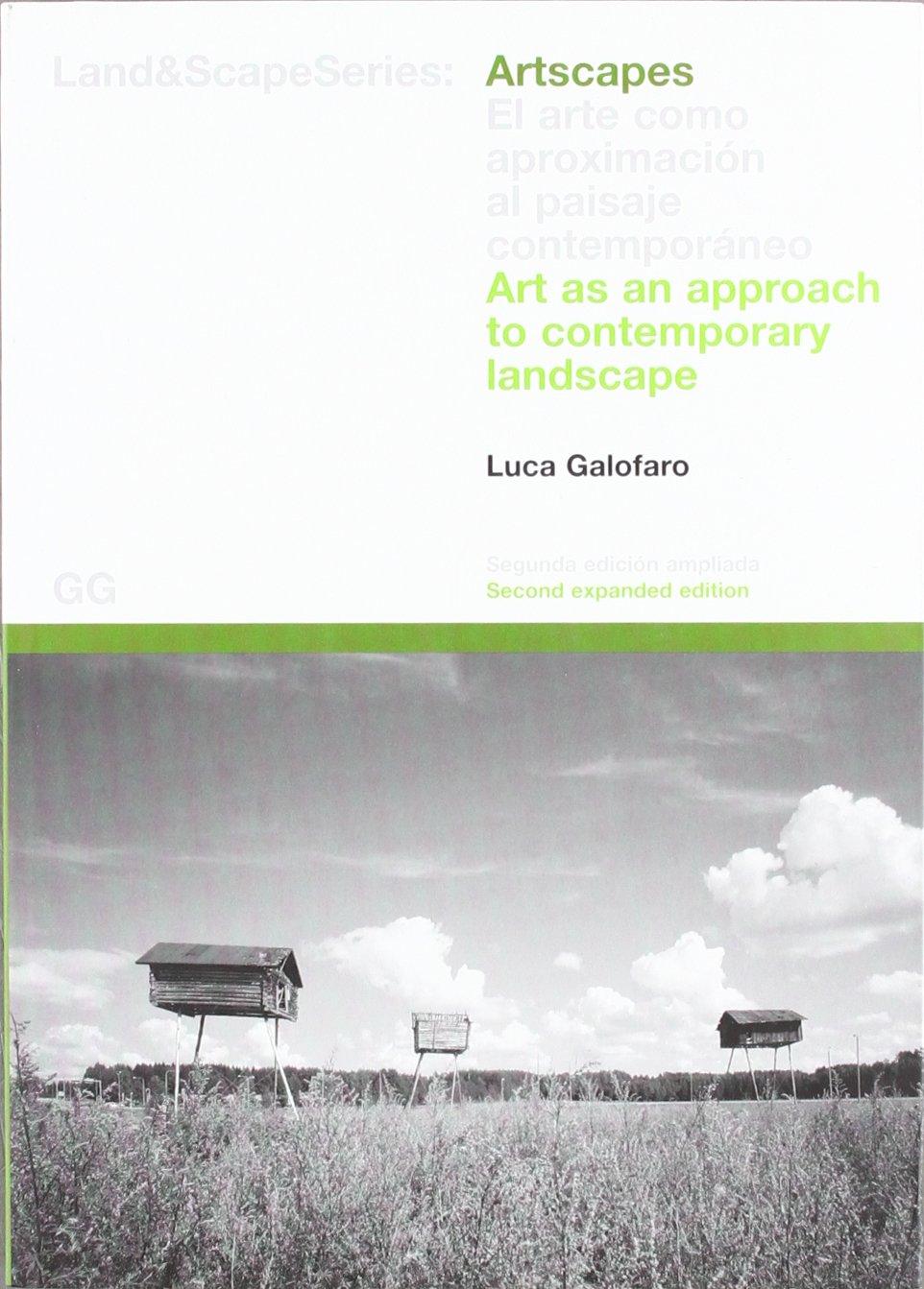 Download Artscapes (Land & Scape Series) (English & Spanish Edition) pdf epub