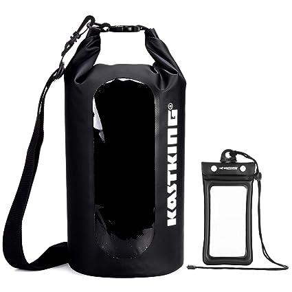 4d3bf815a2 KastKing Floating Waterproof Dry Bag 10L 20L 30L Roll Top Sack Keeps Gear  Dry