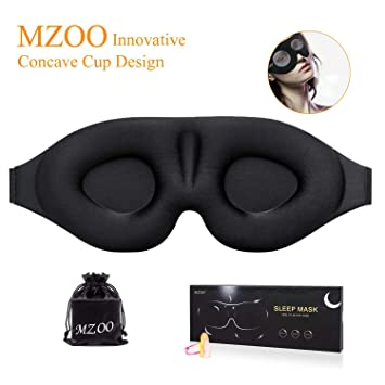 b67c8ed17 Amazon.com  Sleep Eye Mask for Men Women