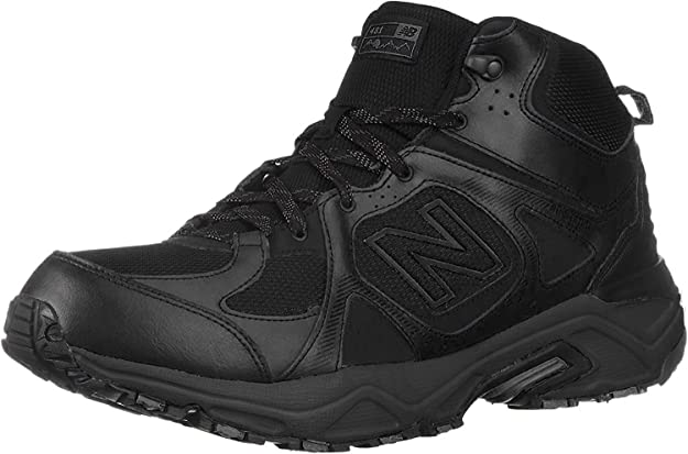 New Balance Basketball Shoes With Ankle Support
