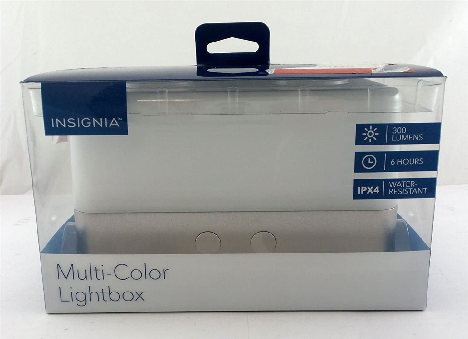 Amazon.com: Insignia Multicolor Lightbox lámpara LED ns ...