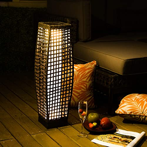Grand Patio Outdoor Floor Lamp