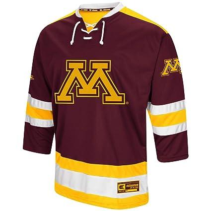 Colosseum Minnesota Golden Gophers NCAA quot Ice Machine quot  Men s Hockey  Sweater Jersey 5c0bfba68c8