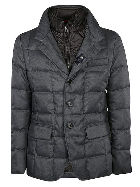 new product fa478 0b938 Fay - Giacca - Uomo Grey M: Amazon.it: Abbigliamento