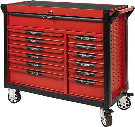 KS Tools 809.0013 PearLline - Carro 13 cajones