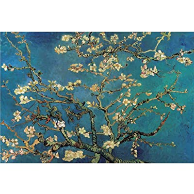 Konren Small Jigsaw Puzzles for Adults Kids 234 Pieces Apricot Blossom Mini Jigsaw Puzzles 6 x 4 Inches: Kitchen & Dining