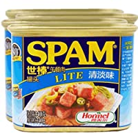 【4罐】 世棒spam荷美尔午餐肉罐头火锅食材可即时 (清淡)