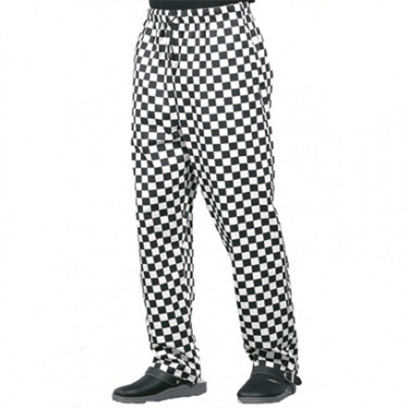 Dennys - Pantaloni da chef - unisex adulto