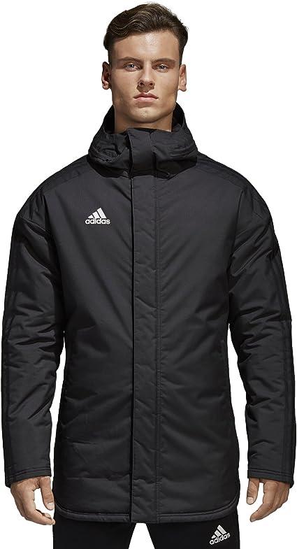 adidas Men's Soccer Condivo 18 Stadium Parka Jacket (X Large)