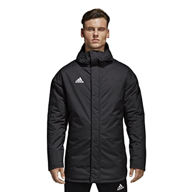 677be5d1 adidas Men's Soccer Condivo 18 Stadium Parka Jacket at Amazon Men's  Clothing store: