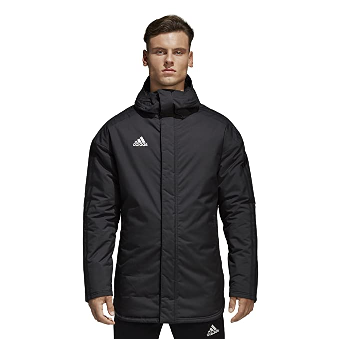 8a23f6a337d adidas Men's Soccer Condivo 18 Stadium Parka Jacket