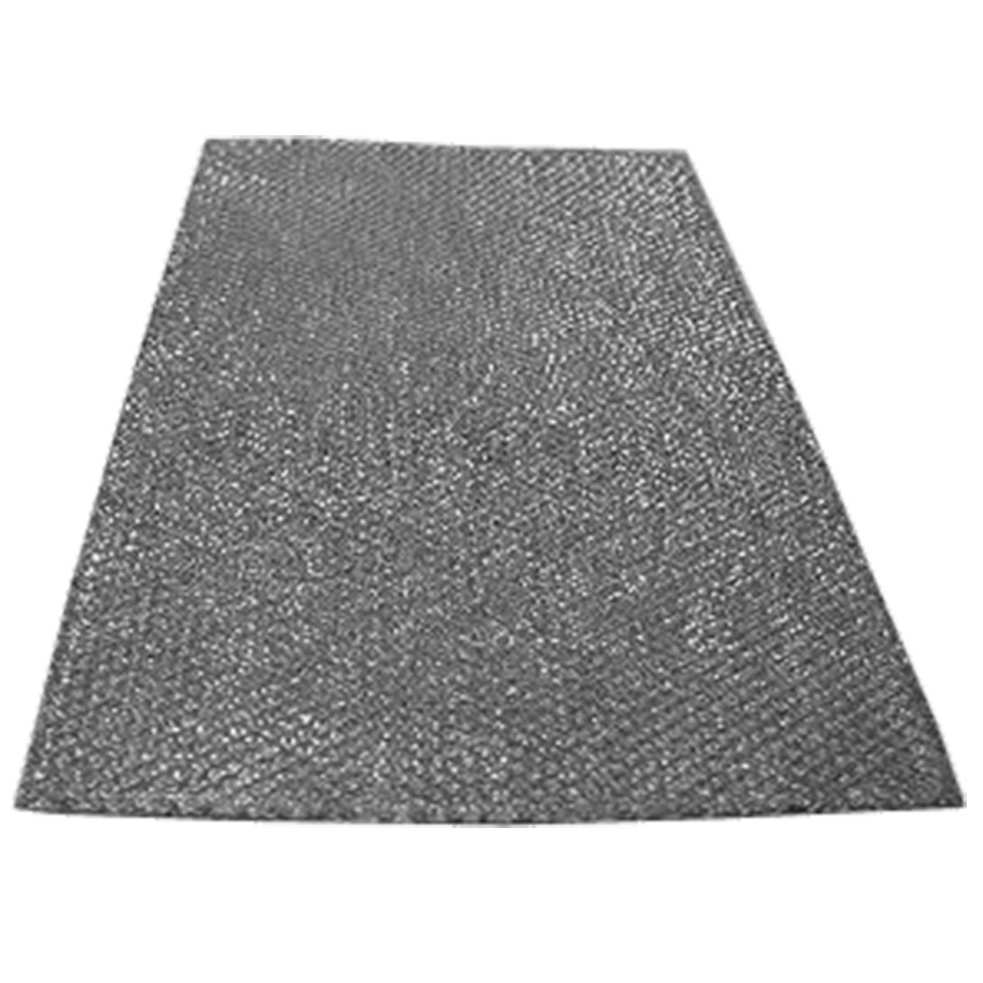SPARES2GO Universal Large Aluminium Large Mesh Filter for all Makes of Cooker Hood/Extractor Fan Vent (90 x 47cm, Cut to Size)