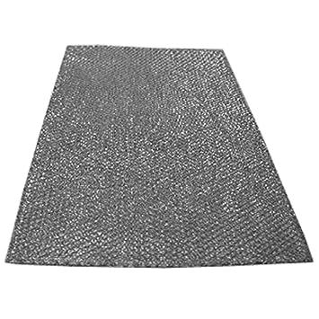 Spares2go grande aluminio malla filtro para campana de ...