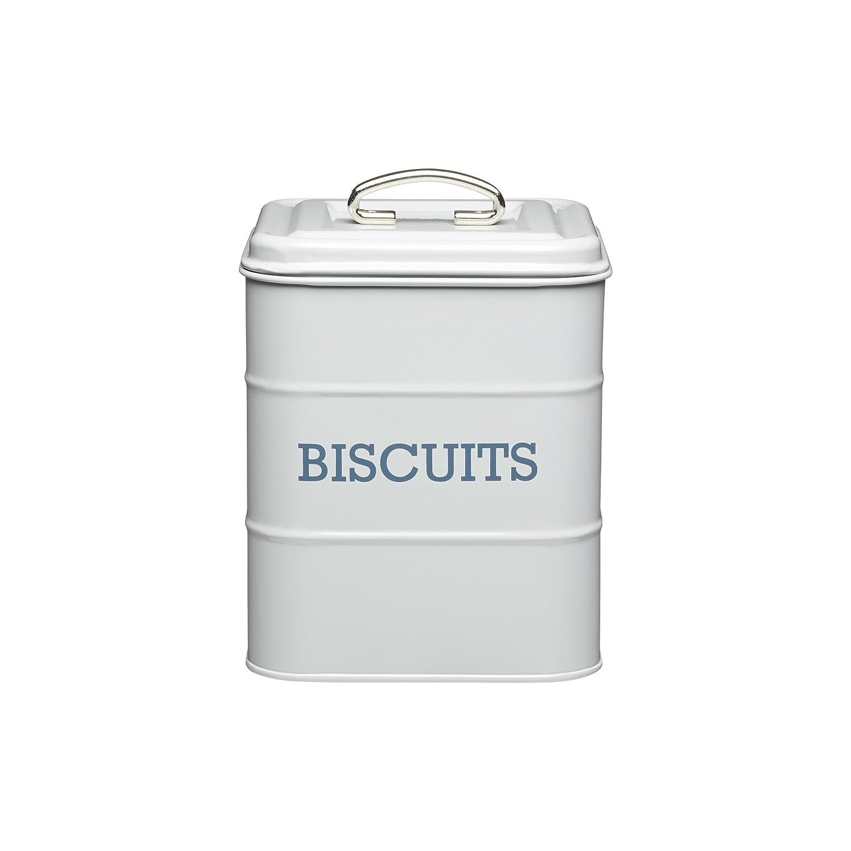 Caja de galletas para regalar color gris