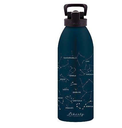 9ef421801c Liberty Bottleworks Stellar Aluminum Water Bottle, Made in USA, 24oz,  Classic, Sports