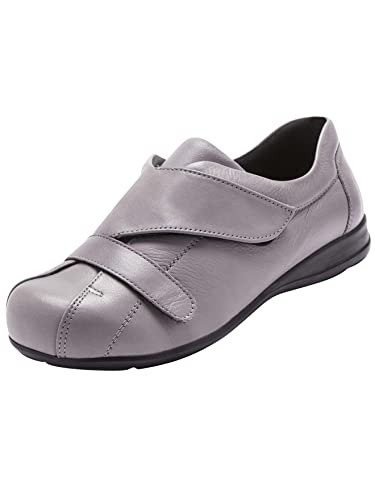 Pediconfort Derbies à Scratch, Spécial Pieds sensibles - Femme  Amazon.fr   Chaussures et Sacs d28e135cb8dc