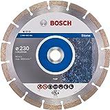 Bosch Professional 2608602601 Disco di Taglio Diamantato per Pietra, 230 mm