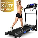 Salus Sports 2017 model 1300W X-lite Nex-Gen Treadmill