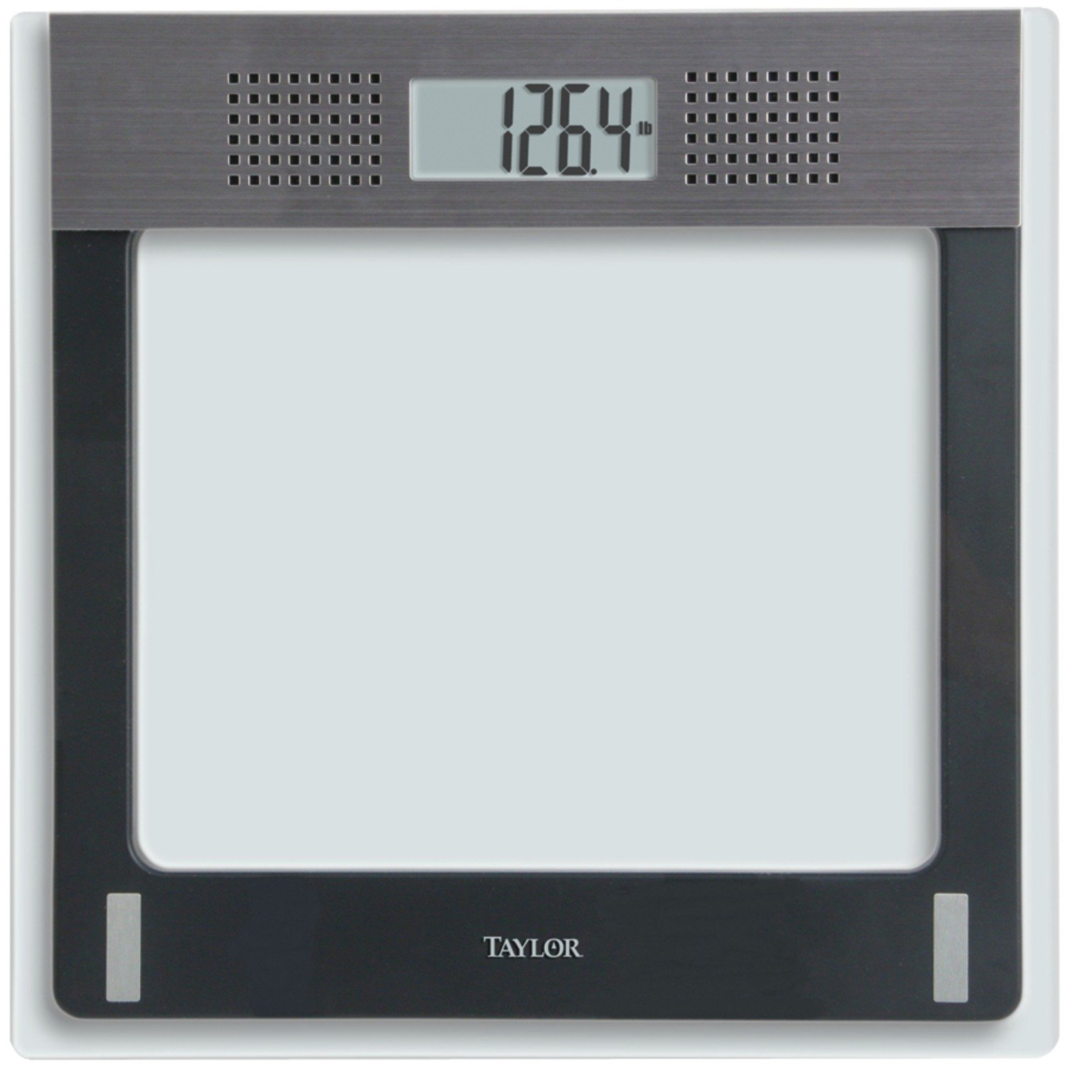 Taylor Precision Products Electronic Glass Talking Scale
