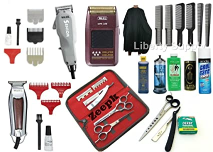 Amazon.com: Liberty Supply Professional Hairstyling kit (30 ...