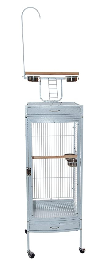 mypets® Papagayo jaula Cage Deluxe XL voliere en de y Exterior ...