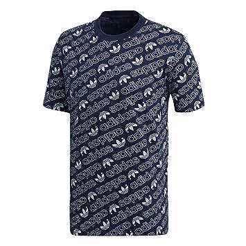 6bd91d75f adidas Men's Monogram T-Shirt: Amazon.co.uk: Sports & Outdoors